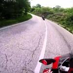 Val Sarentino e Passo Monte Giovo in moto