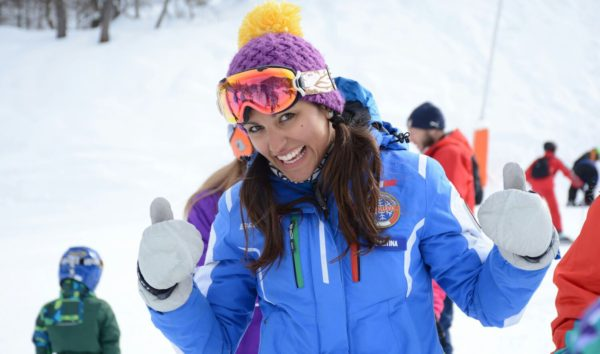Impara a sciare con noi!
