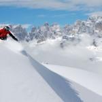 Speciale marzo 2021   sugli sci.    Adrenalina a volontà   – Skipass incluso