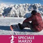 Speciale Marzo sci ai piedi e sole a  volontà